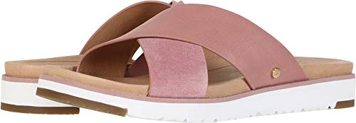 UGG Women's Kari Flat Sandal, Pink Dawn, 8.5 M US for sale  Delivered anywhere in USA