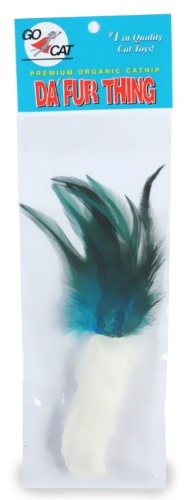 Da' Fur Thing, Catnip, Fur and Feather Cat Toy, My Pet Supplies