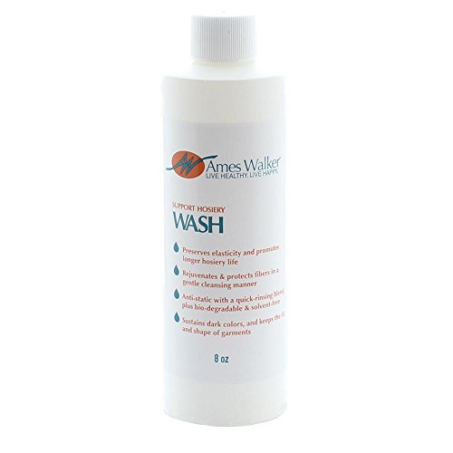 Ames Walker AW Hosiery Wash AWHOSIERYWASH Hand wash Product formulated for Finer Hosiery That eliminates Premature Aging of Your Quality - Hosiery Mate