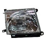 TYC 20-5067-00 Toyota Tacoma Passenger Side Headlight Assembly