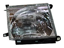TYC 20-5067-00 Toyota Tacoma Passenger Side Headlight - Toyota Tacoma Headlight Replacement