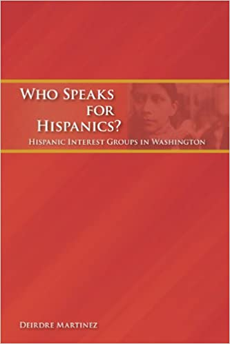 who speaks for hispanics?