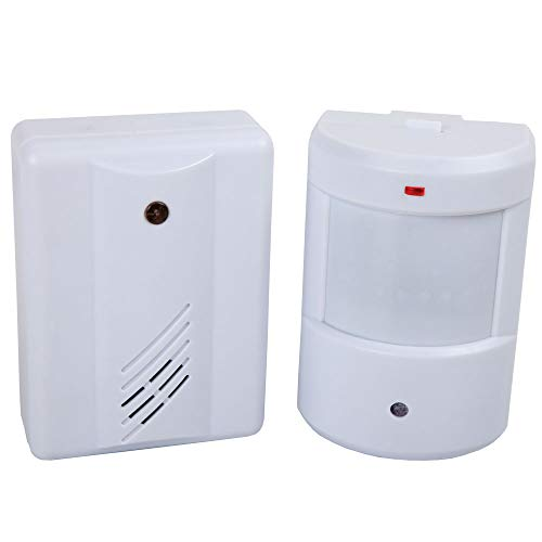 Silicon Scientific 400' Infrared Motion Alarm