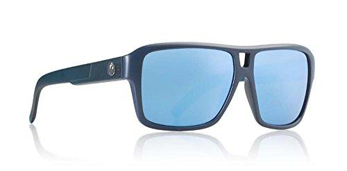 Sunglasses DRAGON DR THE JAM H2O 414 MATTE NAVY/BLUE SKY - Blue Dragon Sunglasses