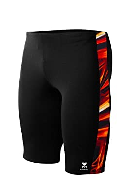 TYR Men's Asteroid Jammer Swim Suit