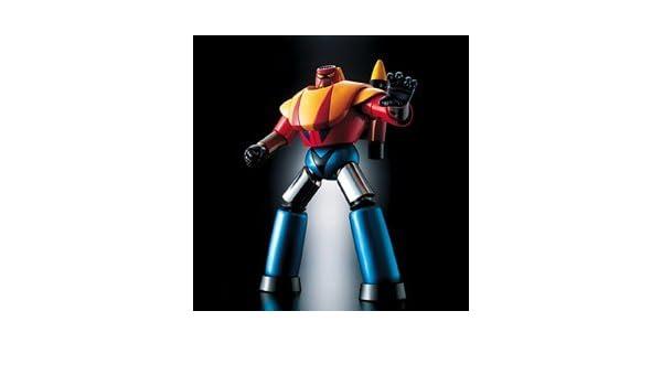 Amazon.com: Bandai Soul of Chogokin - GX-20 Getter Poseidon ...