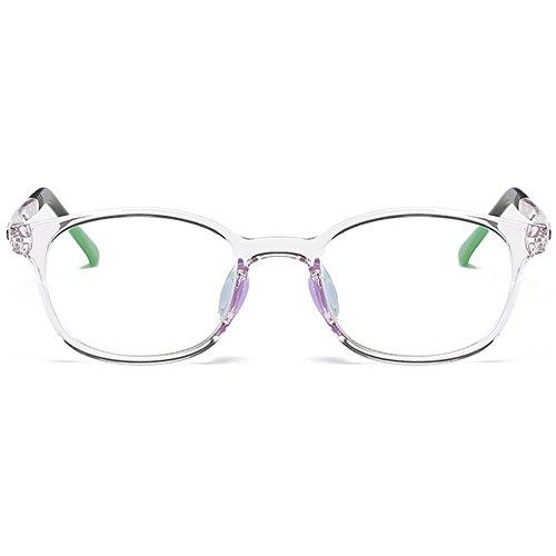 Fantia Children's Transparent Colored Glasses Kids eyeglass - China Eyeglasses