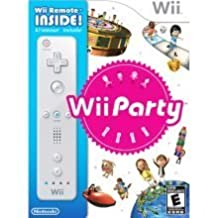 Wii Party with Wii Remote (White)