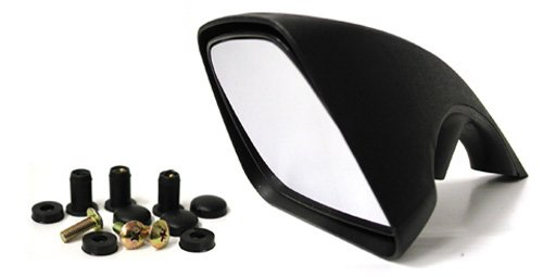 (SPI Windshield Mirror Kit for Snowmobile ARCTIC CAT Many Models 2002-2008)