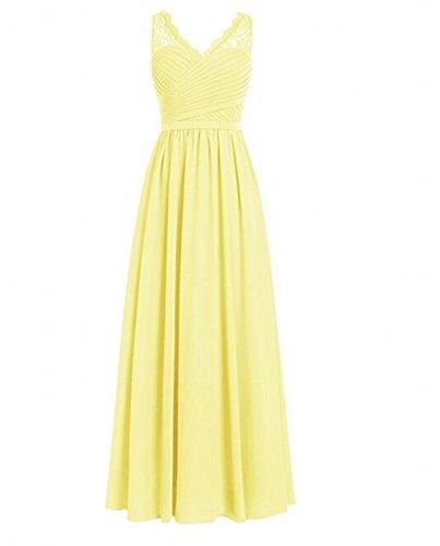 Leader of the Beauty - Robe - Femme -  jaune - 46