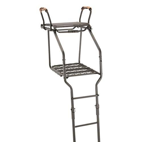 Guide Gear 18' Ultra Comfort Archer's Ladder Stand