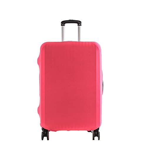 Cupcinu Washable Anti-Scratch Stretchy Protector Elastic Travel Luggage Cover Durable Suitcase Protector Fits 22-24 Inch…