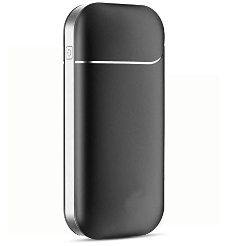 ThreeLeaf Rechargeable Hand Warmer 7800mAh Electronic Portable Instant Heating/USB Back-up Power Back Battery for Samsung.iPhone