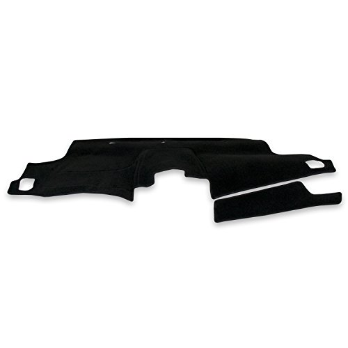 Coverking Custom Fit Dashcovers for Select Cadillac CTS Models - Poly Carpet (Cadillac Cts Dash Designs)