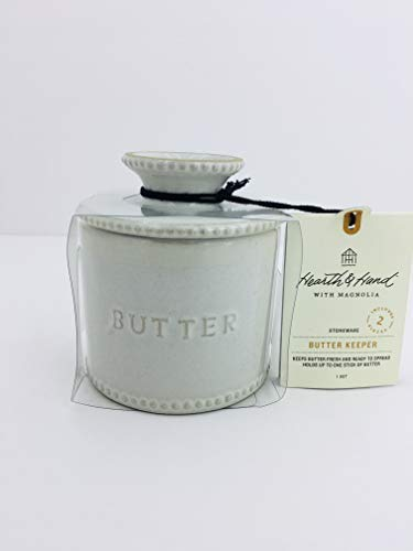 Hearth and Hand with Magnolia Stoneware Butter Keeper