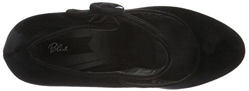 Mary Tacón 701861 AA Black 01 de Jane Blink Zapatos Negro w6aqIxX