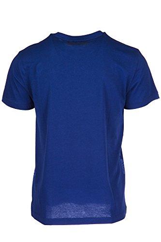 Emporio Armani EA7 Herren T-Shirt Kurzarm Kurzarmshirt runder Kragen antigua bea