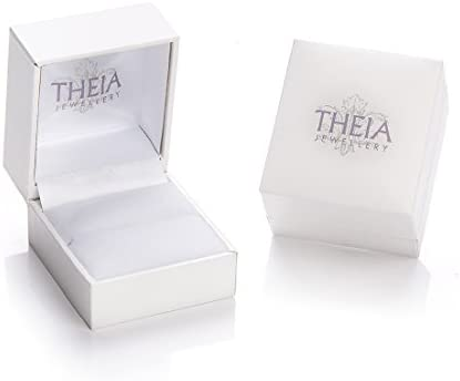 Theia Cobalt Court Highly Polished 7mm Wedding ring for Men or Women - Size Q