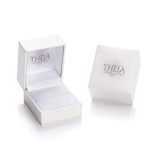 Theia Bague Titane Unisexe - Taille 66 (21.0)