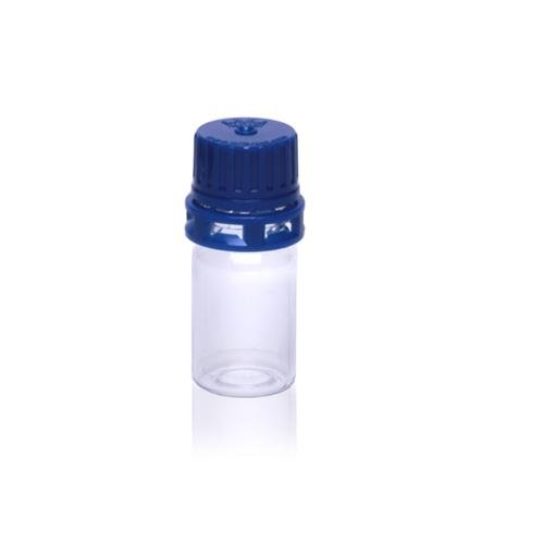 TriForest RGC0010S PETG Diagnostic Bottle, 10ml, 23.7'' Length x 62'' Height (Pack of 120)