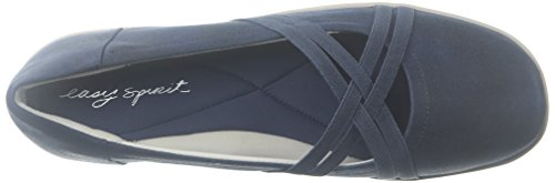 Women's Navy Aubree2 Spirit Easy Flat fwXggq