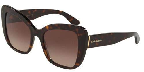 Óculos De Sol Dolce&gabbana - 0Dg4348 502/1354