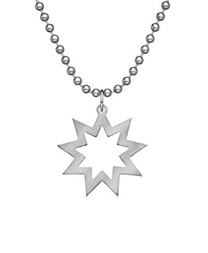Baha'i Necklace by G.I. Jewelry