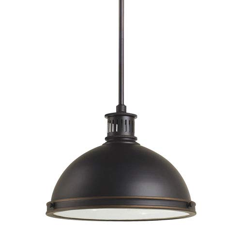 251 First Afton Bronze 13-Inch LED Pendant
