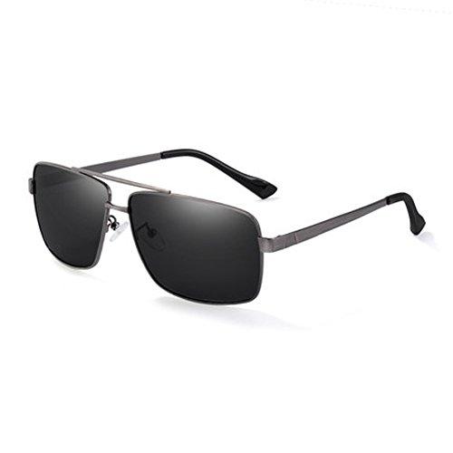 26cd17bd04 Gafas de sol de conducción de los hombres Gafas de pescar gafas de sol  Polarizador Conductor