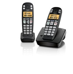 Gigaset E300 DUO Schnurlostelefon (DECT)
