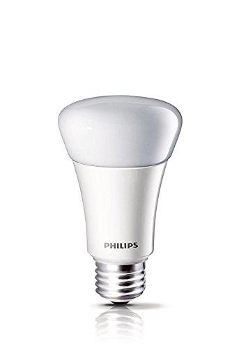 Philips 424382 11-watt A19 LED Household Dimmable Light Bulb Soft White