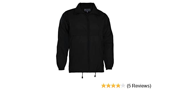 cb6a3c52e60 Amazon.com  Weekender Men s Aqua Dry Windbreaker Jacket  Clothing