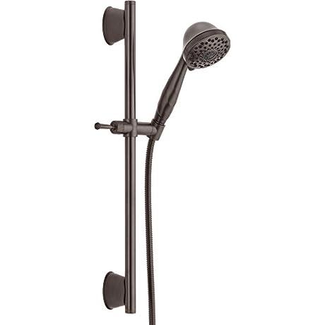 Delta Faucet 51589 RB Slide Bar Hand Shower Venetian Bronze