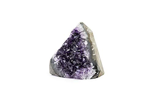 Deep Purple Project Extra Quality Amethyst Geode Unique Selected Perfect Pieces (1.5 to 2 Lb)