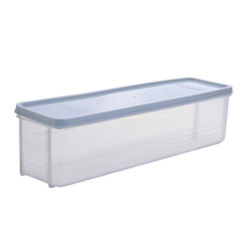 Guardians Pasta Box Kitchen Refrigerator Noodle Box Plastic Cover Food Storage Container (Guardian Lock Box)