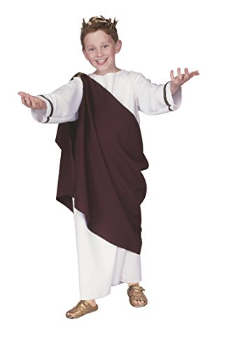 Roman Caesar the Great Kids Costume Large (12-14) ()