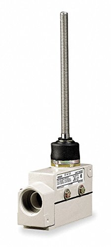 SPDT, NC/NO, 125 VAC, Screw Terminal, Coil Spring Actuator, General Purpose Limit Switch