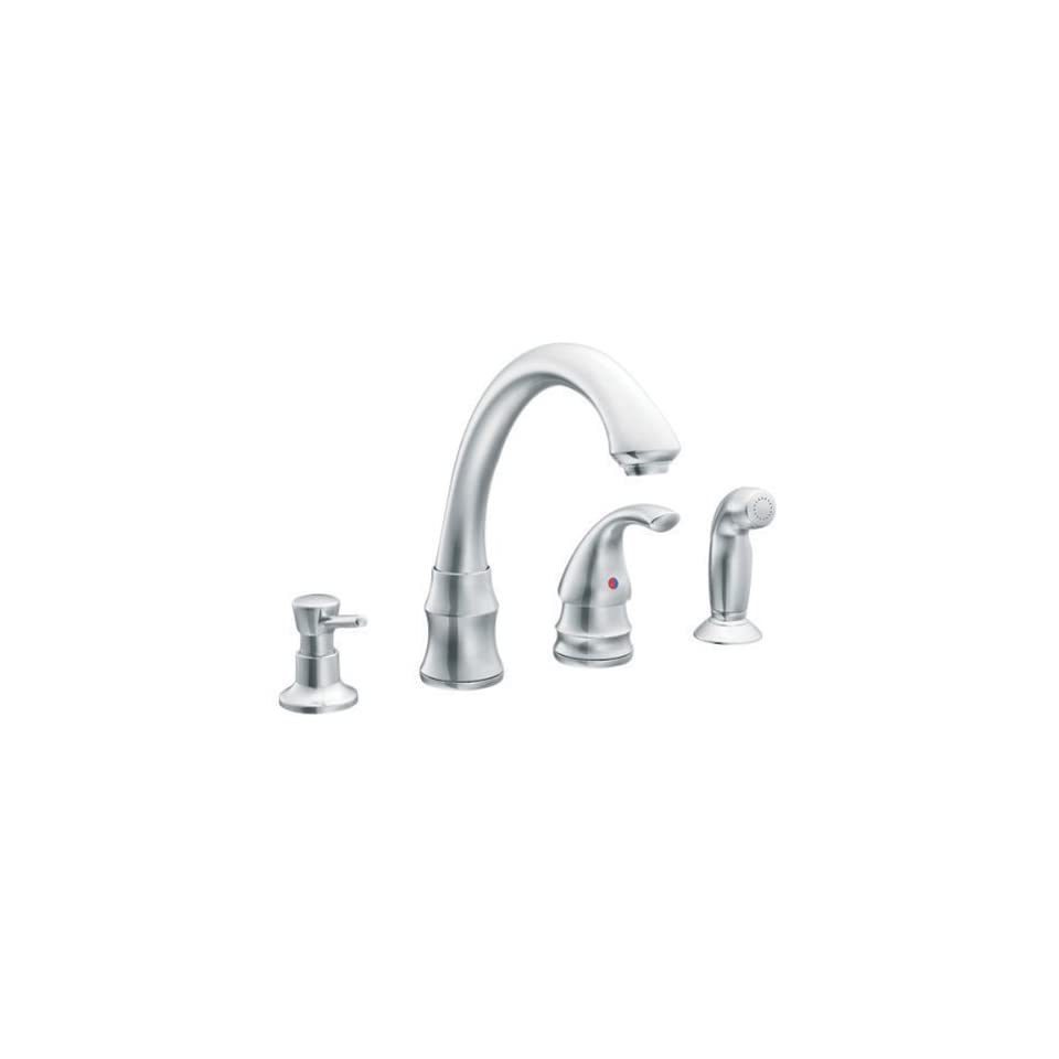 Moen Single Handle Faucet (87787)