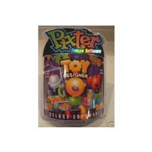 Pixter Deluxe Software Toy Designer by Pixter (Image #1)
