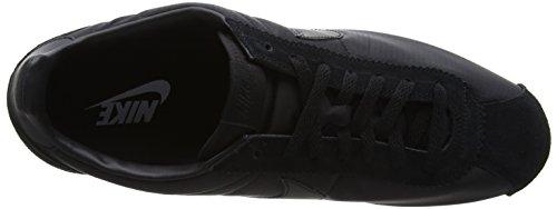 Black Cortez Sneakers Black Nylon NIKE white 012 Black Men s Top Classic Low ZatUvg