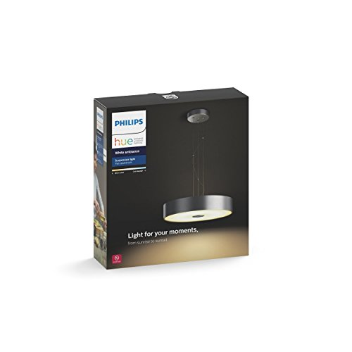Philips Hue White Ambiance Dimmable LED Smart Suspension Light (Large Image)