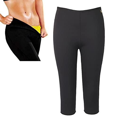 Zweten trainingsbroek Trainingsbroek Fitnessbroek voor afvallen voor behoud van lichaamswarmte