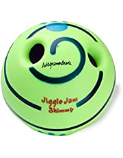 A Dog Named Hank Pet Dogs Playing Ball Training Safe Ball Funny Sound Toy Gift