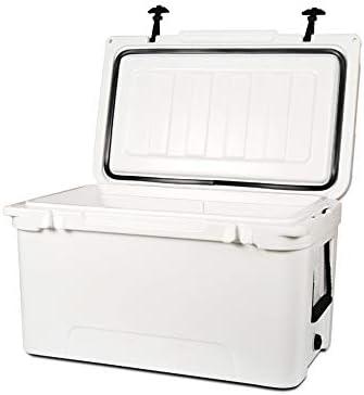 65QT断熱ボックス、小型家庭用冷蔵庫、冷蔵断熱冷蔵庫、釣り用冷蔵庫、車屋外用家庭用冷蔵庫、携帯用厚手コールドチェーンボックス