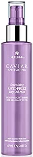 product image for Alterna Caviar Anti-Aging Smoothing Anti-Frizz Dry Oil Mist, 5 Fl Oz | Lightweight, Adds shine | Sulfate Free