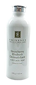 Eminence Strawberry Rhubarb Dermafoliant Set of 6 Samples