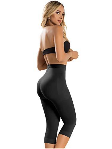 6b8a437d6 LT.ROSE 21993 Butt Lifter Capri Shapewear for Women
