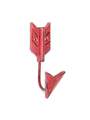 Abbott Collection 27-Iron Age/332 Red Arrow Single Wall Hook