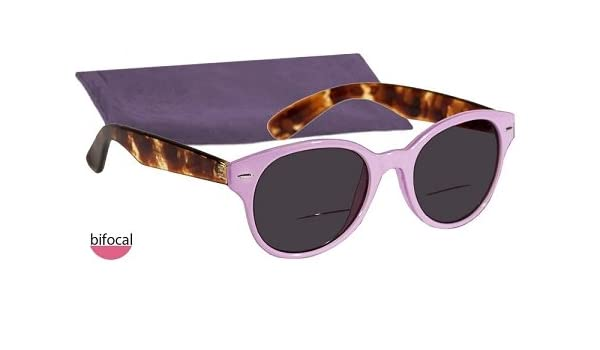 8b3149665d Amazon.com  Peepers Fancy Voyage Bifocal Sunglasses  Health   Personal Care