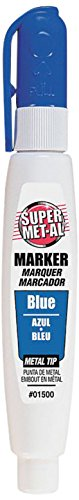 Super Met-Al 1296-1500 Squeeze Action Paint Marker]()